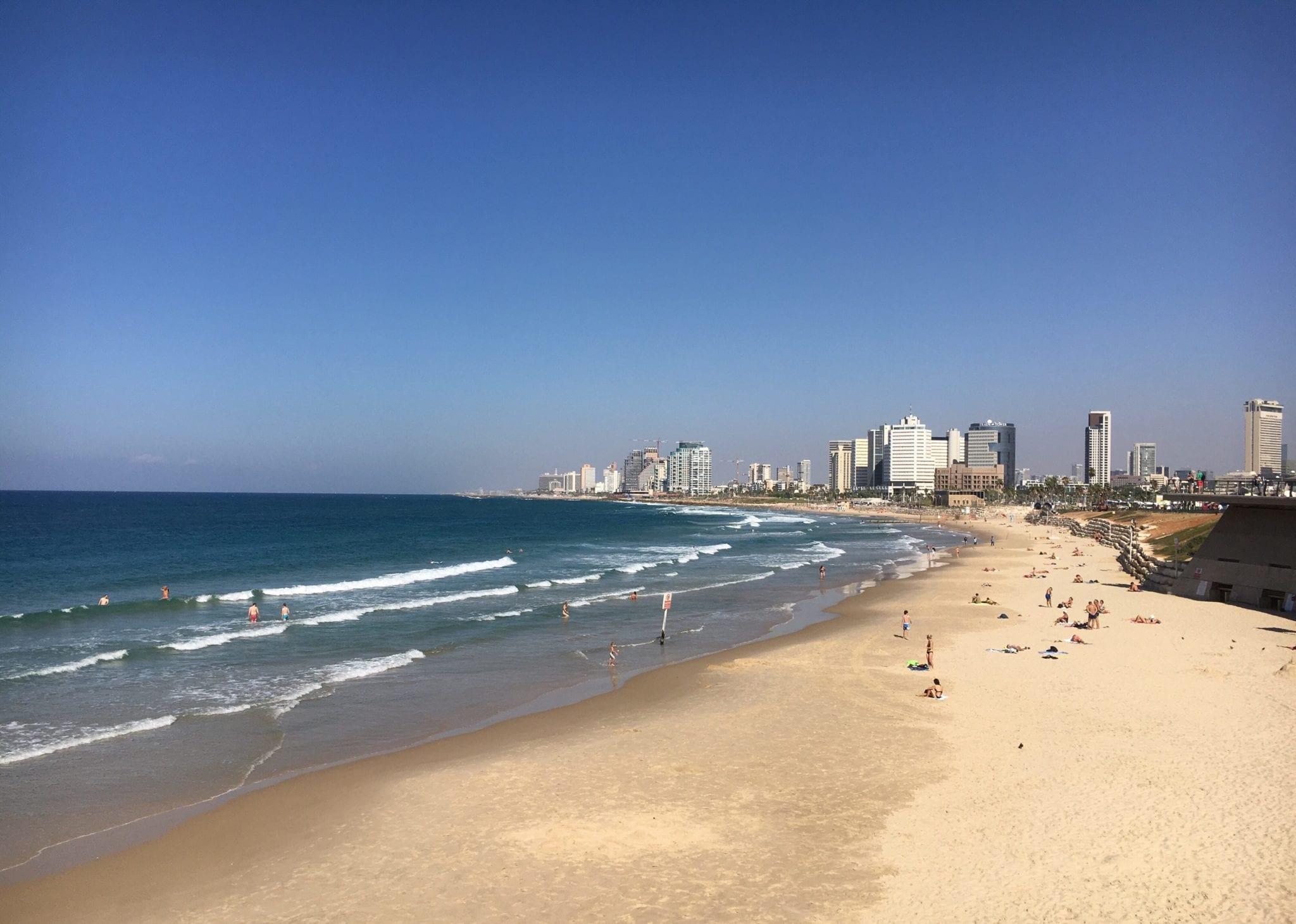 Unser Tag in Tel Aviv