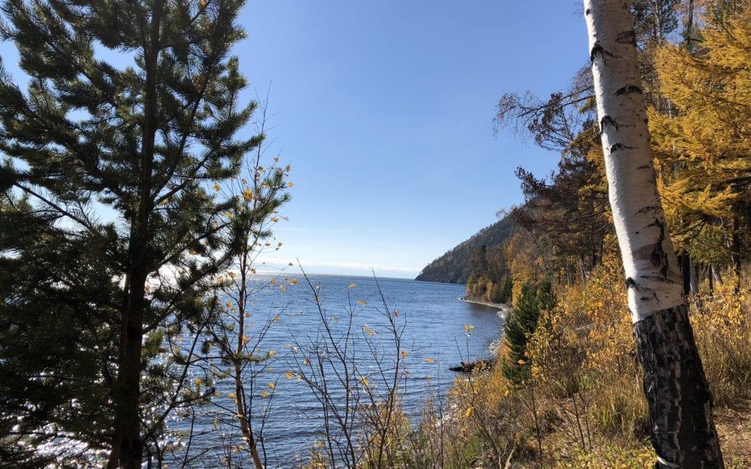 Irkutsk und der Baikalsee