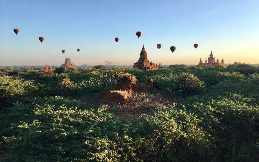 Unsere ersten Tage in Myanmar