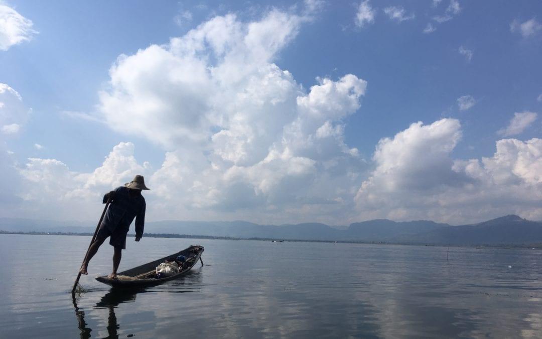Unsere Trekkingtour zum Inle See