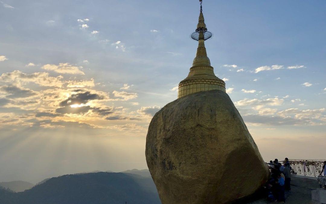 Unsere letzten Tage in Myanmar