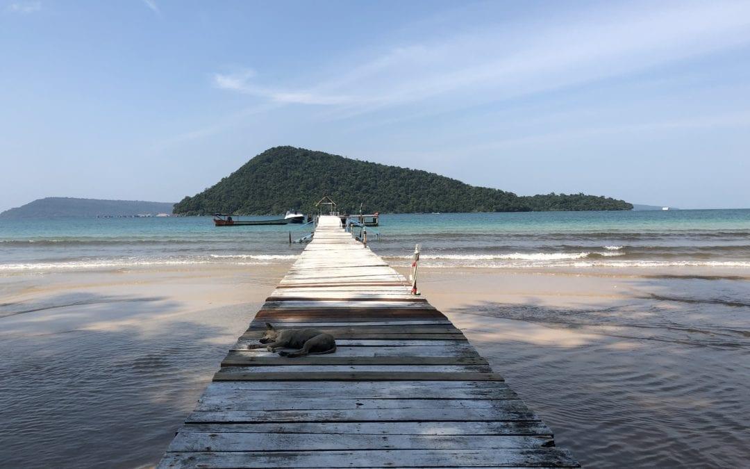Der Süden Kambodschas – Chinesisches Bauland, Romantik und Phnom Penh