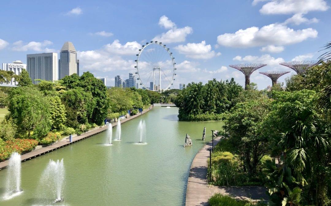 Singapur – ein Staat ohne Grenzen…